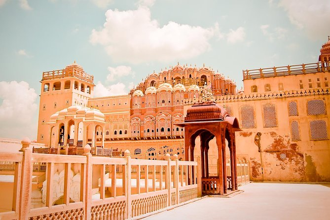 Same Day Jaipur Tour from Delhi, Private Car and Professional Driver