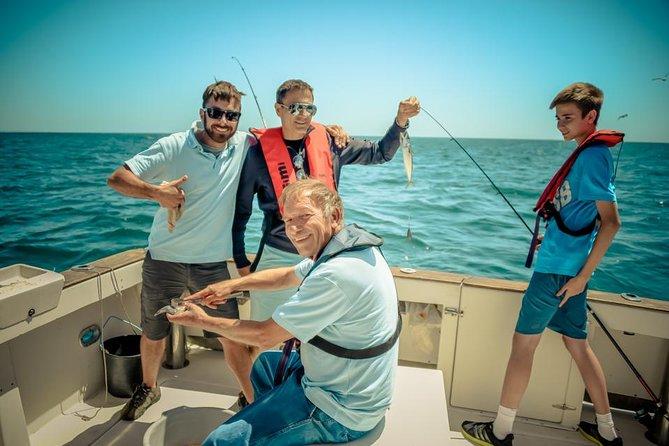 Fishing ticket in Cascais Coast