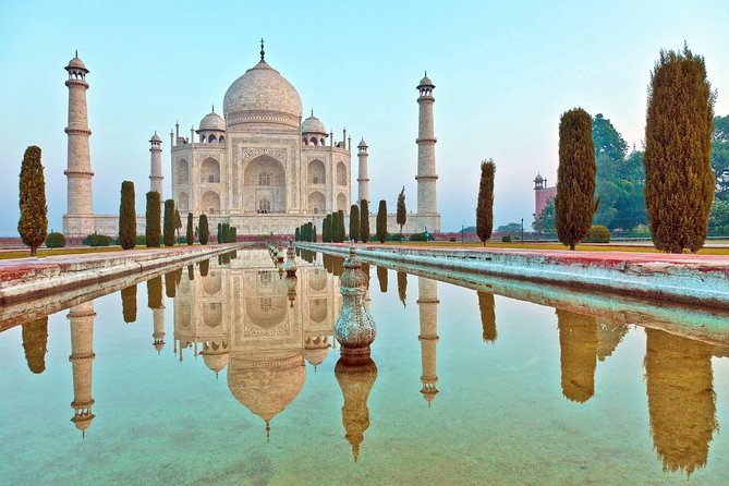 Same Day Agra Tour by Shatabdi Express Train