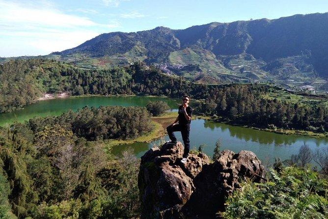 Yogyakarta Private Tour: Best Borobudur Sunrise & Dieng Plateau