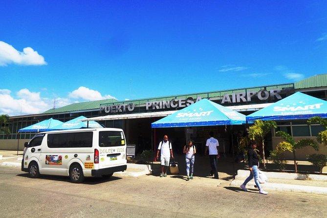 Private Puerto Princesa-el Nido Transport
