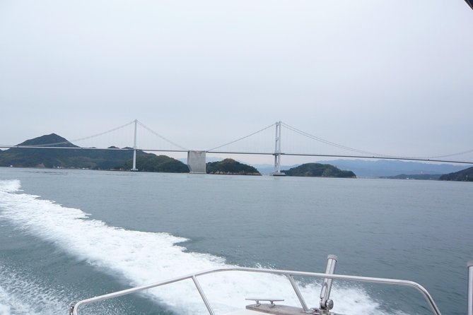 Captain's choice cruise in Setouchi area (Group only)