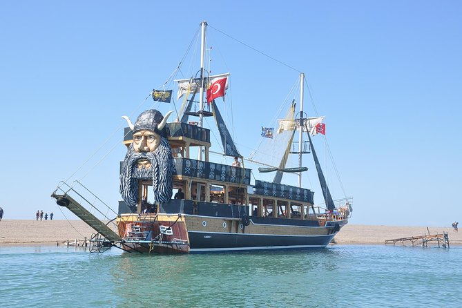 Family Pirate Ship from Alanya