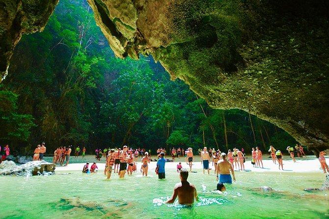 One day tour Trang 3 Island Emerald Cave(Koh Mook),Koh Kradan and Koh Chuek