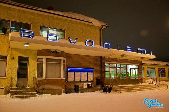Rovaniemi to Ivalo, Sariselka, Kakslauten (or reverse)