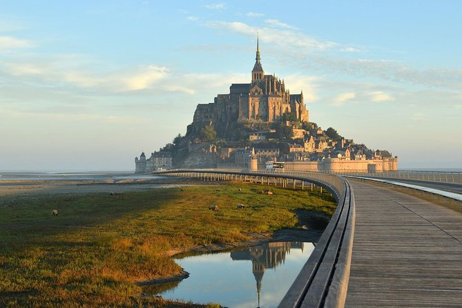 Day Trip Mont Saint-Michel, Cancale & Dinan from Saint-Malo - 10 hours