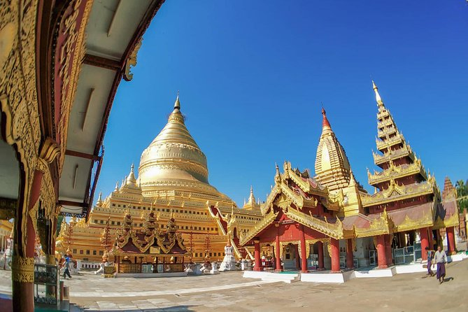 Bagan City Day Tour