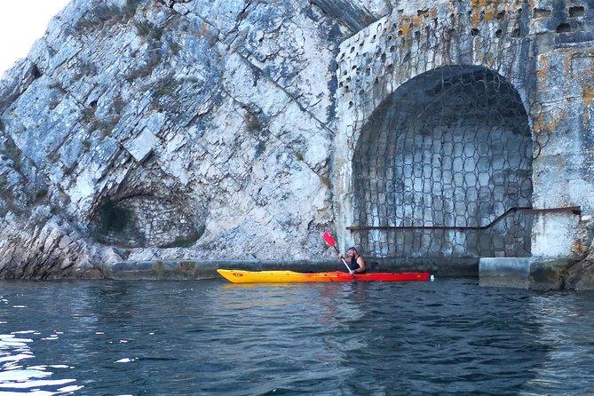 Visite guidée en kayak de Šibenik et visite du patrimoine de l'UNESCO à Sibenik