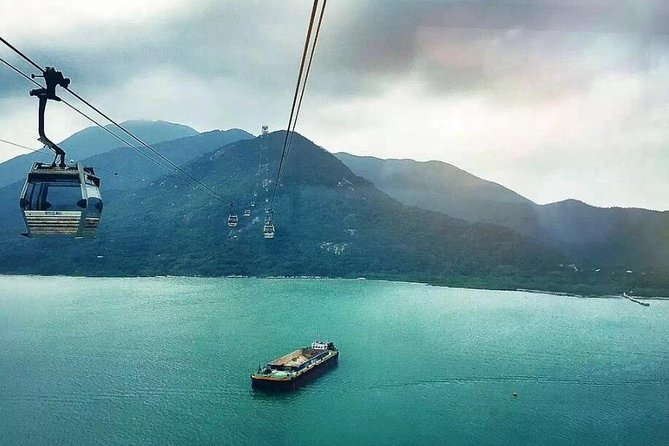 Skip the line Lantau Island Cable Car Ride & Tai O Boat Ride