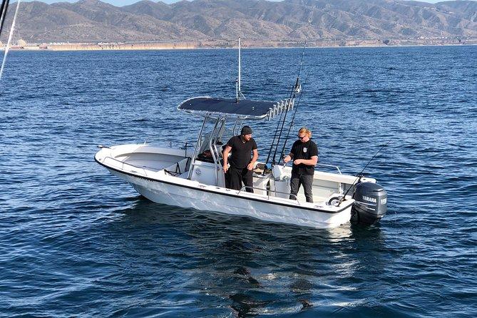 21' Center Console Rental Boat
