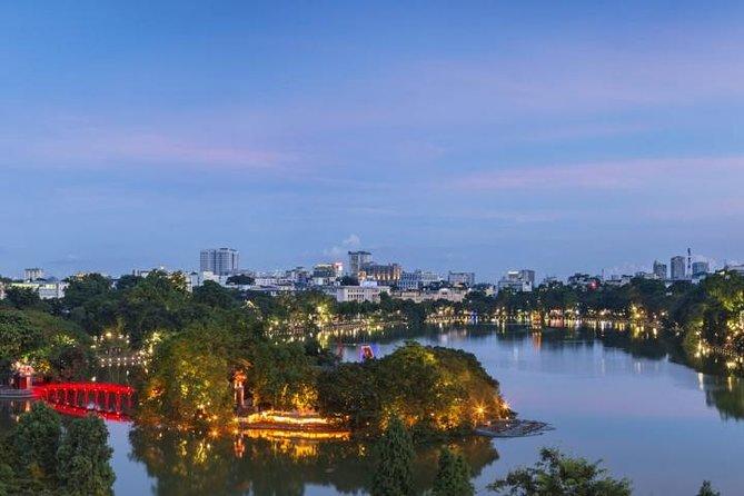 Vietnam North At Glimpse