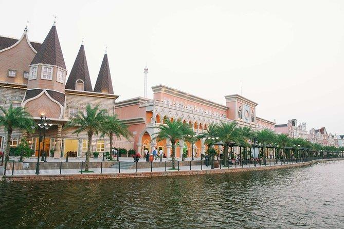 Vinpearl Land Nam Hoi An Tickets & Round-trip Transfer