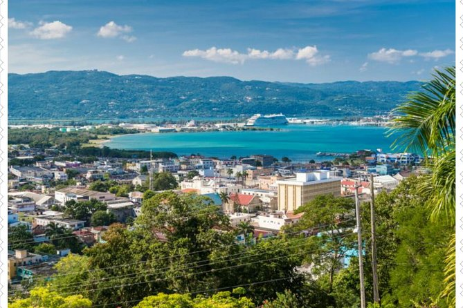 Montego Bay Highlight Private Tour & Shopping