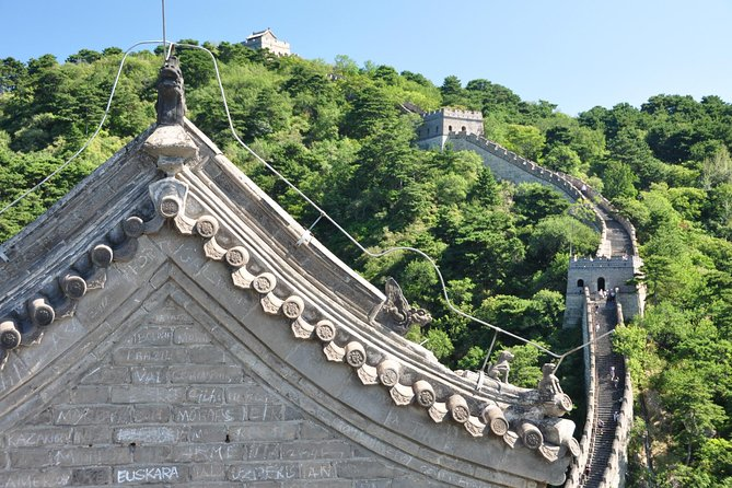 Layover Transfer:PEK Airport to Mutianyu Great Wall, English Speaking Driver