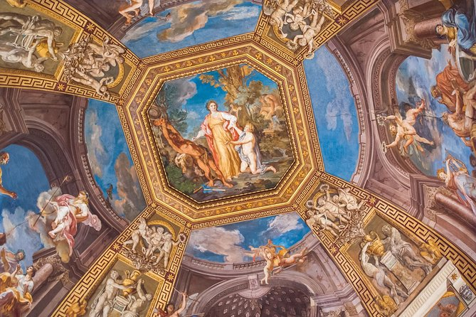 Vatican Full Day - Family W kids