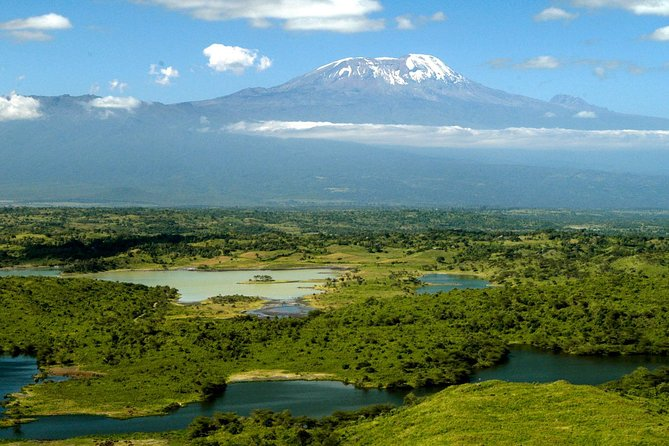 Arusha National Park Scenery