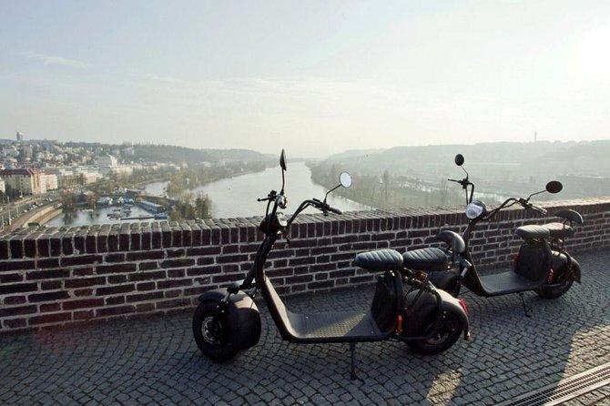 Eco-harley bike ride