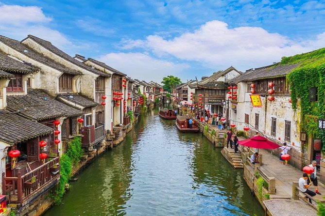 Flexible Suzhou Private Day Tour from Nanjing by Bullet Train