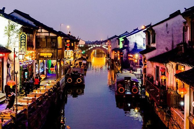 Flexible Suzhou Private Day Tour from Hangzhou by Bullet Train