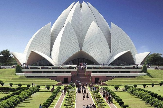 1 Day Private Delhi Sightseeing by car