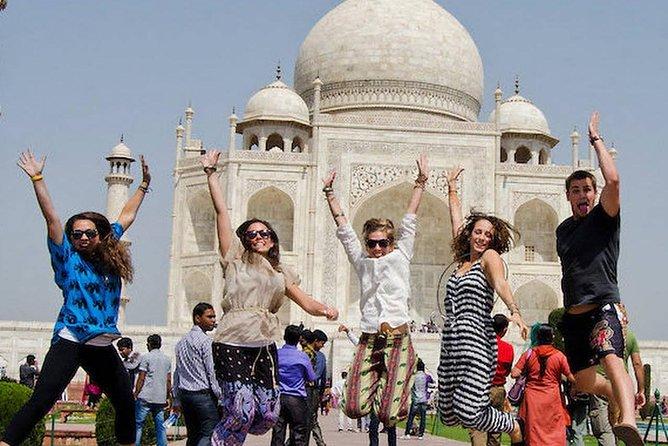 Same Day Taj mahal Tour by Gatimaan Express