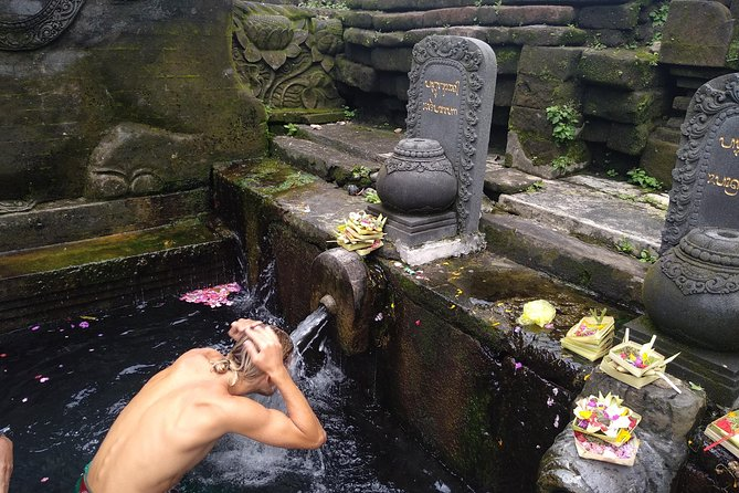 Best Of Bali : Scenery & Blessing Day Tour