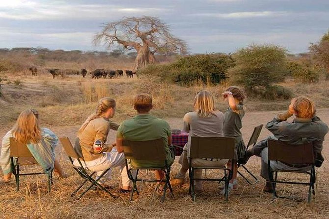 4 Days to Ruaha & Mikumi Safari Package: Perfect adventure for wildlife
