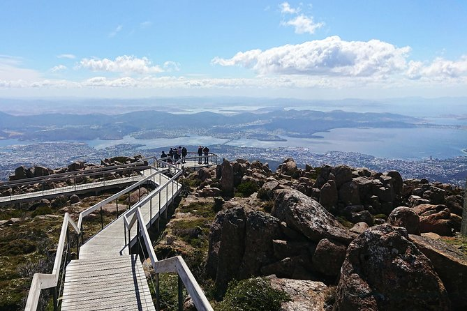 Kunany / Mt Wellington Explorer Bus - 2 Hour Return Tour