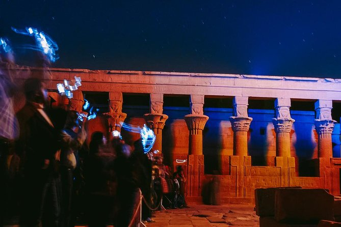 Philae Temple Sound And Light Show