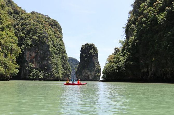 James Bond, Krabi and Phi Phi in 2 Days 1 Night Smart Tour.