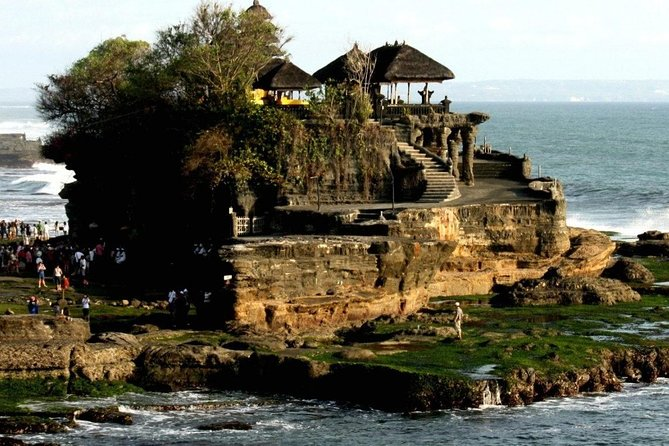 Tanah Lot Temple Sunset Tour (Half Day)