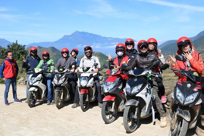 Sapa Motorbike Tour 1 Day