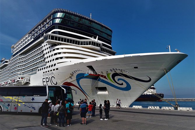 Private Tour from Livorno Port Cruise Terminal to Florence and Pisa