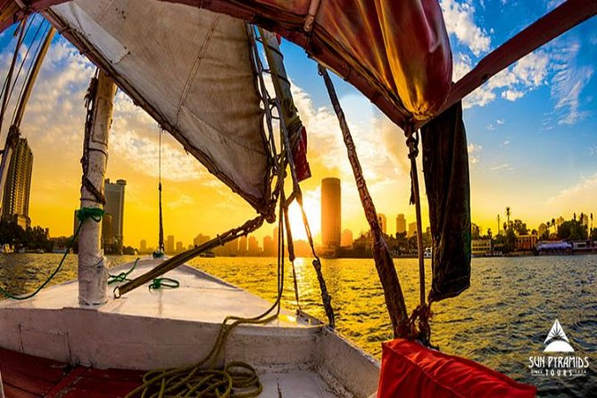 Private Felucca Ride on the Nile in Cairo