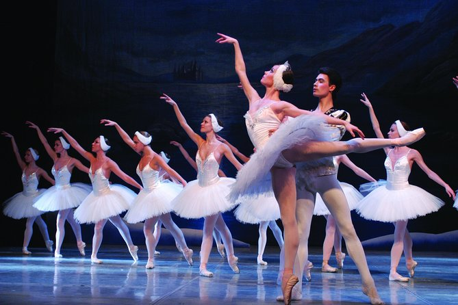 Classical Russian Ballet for Cruise Passengers