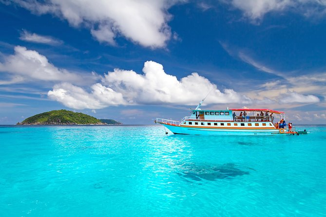 Similan Islands by Speedboat Full Day (With Lunch) photo 4