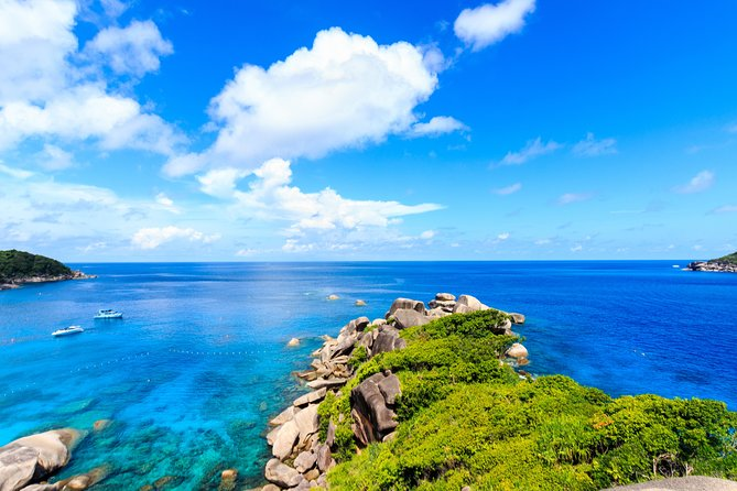Similan Islands by Speedboat Full Day (With Lunch) photo 9