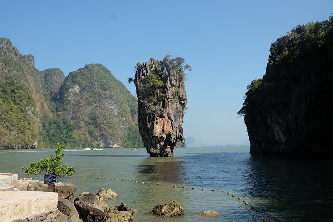 Hello! James Bond Island