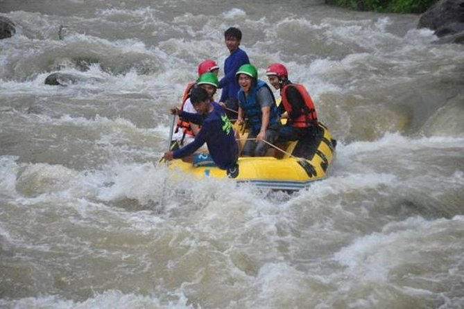PHUKET: Rafting 5 km-Flying Fox -Buddha Cave-ATV 60M.-Waterfall-Lunch (STF) photo 1