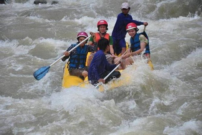 PHUKET: Rafting 5 km-Flying Fox -Buddha Cave-ATV 60M.-Waterfall-Lunch (STF) photo 13