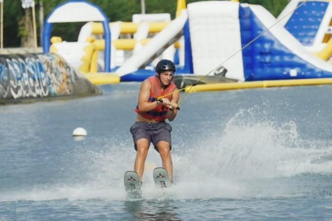 1 Week Cable Park - Knee Boarding, Water Skiing or Wake Boarding photo 3
