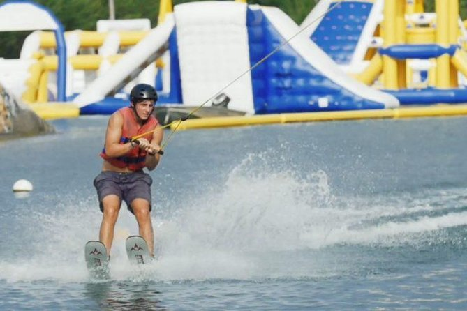 1 Hour Cable Park PLUS 1 Hour Aqua Land