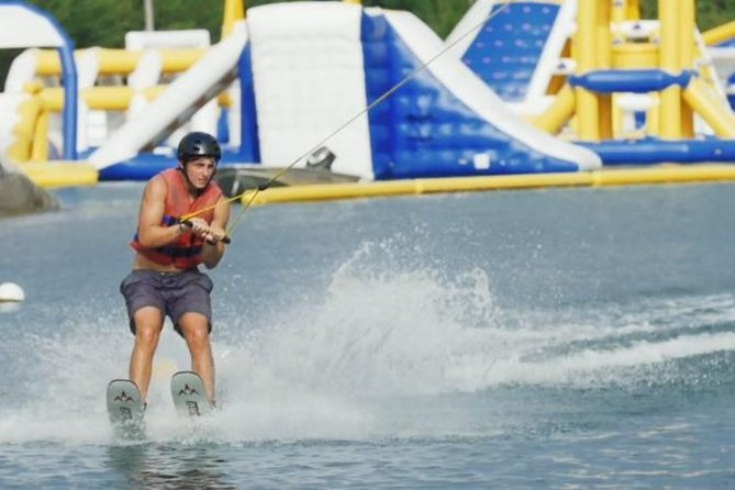 2 Hours Cable Park PLUS 2 Hours Aqua Land