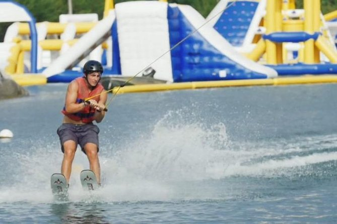 ALL DAY Cable Park PLUS ALL DAY Aqua Land