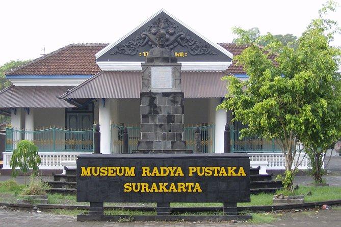 Solo-Surakarta City Tour (Departure from Yogyakarta)