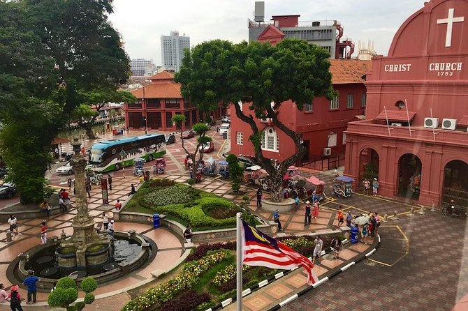 Historical Malacca Walking Tour - Experience Malaysia's Oldest City