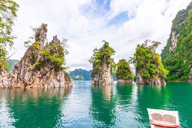 Chill out at Khao Sok Lake