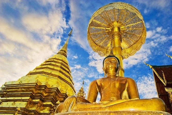 4 Day Tour from Chiang Mai to Chiang Rai
