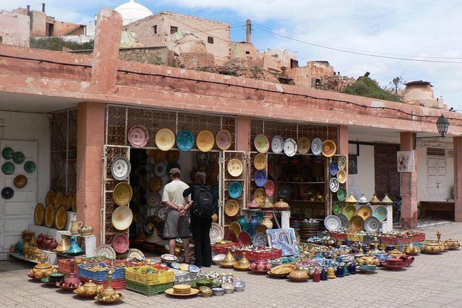 Private 2-Day Tour to l'Oualidia and Safi from Marrakech