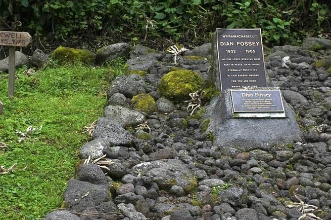 1 Day Dian Fossey Tomb Hike
